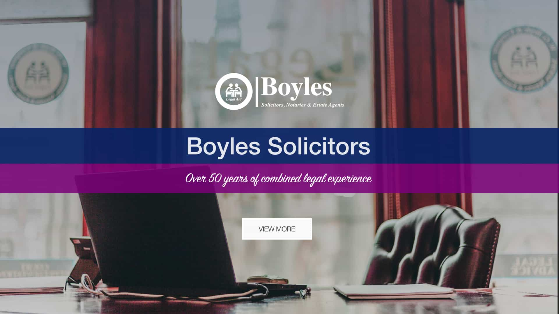 Welcome to Boyles Solicitors